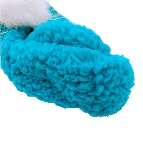 Women's Comfy Knitted Slippers Socks Warm Winter Flip Flop Anti-Slip Soft Home