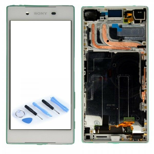 Sony Display LCD Complete Unit With Frame for Xperia Z5 E6603 E6653 ...