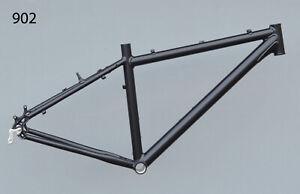 Trekkingrad-Sport-Herren-Rahmen-43-cm-schwarz-matt-28-034-Aluminium-STD-NR902