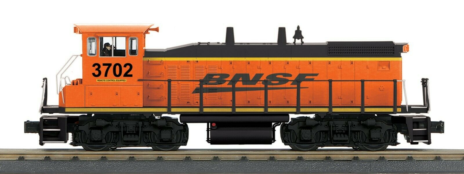 Mth 30 - 20567 - 1 bnsf mp15dc projoossound 3.0 calle 3702