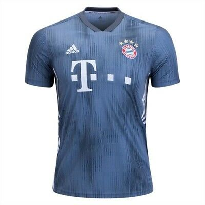 adidas Bayern Munich Third Jersey 2018-2019 DP5449   eBay