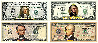 United States SUPREME COURT Genuine Legal Tender US $2 Bill with Brett Kavanaugh