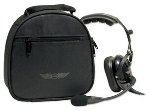 Image Is Loading Headset Bag Holds 1 Aviation Headsets Asa Airclassics