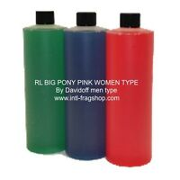 Rl Big Pony Pink For Women Type, Premium Quality Fragrance Body Oils