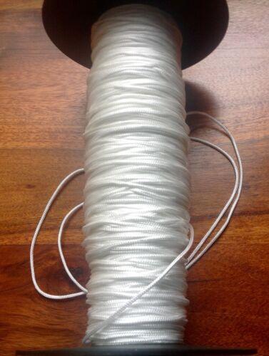 Vertical//Persiana Veneciana De Reemplazo Dibujar//// Cable de control de 25 metros de longitud