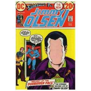 Superman-039-s-Pal-Jimmy-Olsen-1954-series-157-in-NM-minus-cond-DC-comics-70