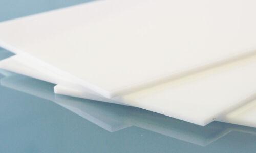 PLEXIGLAS® //DEGLAS®//Acrylglas Milchglas Opal 33 /% Lichtdurchlass 2,3,4,5 mm Z