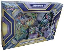Mewtwo EX Box Pokemon Booster Gift Box Free USA Shipping tcg mew