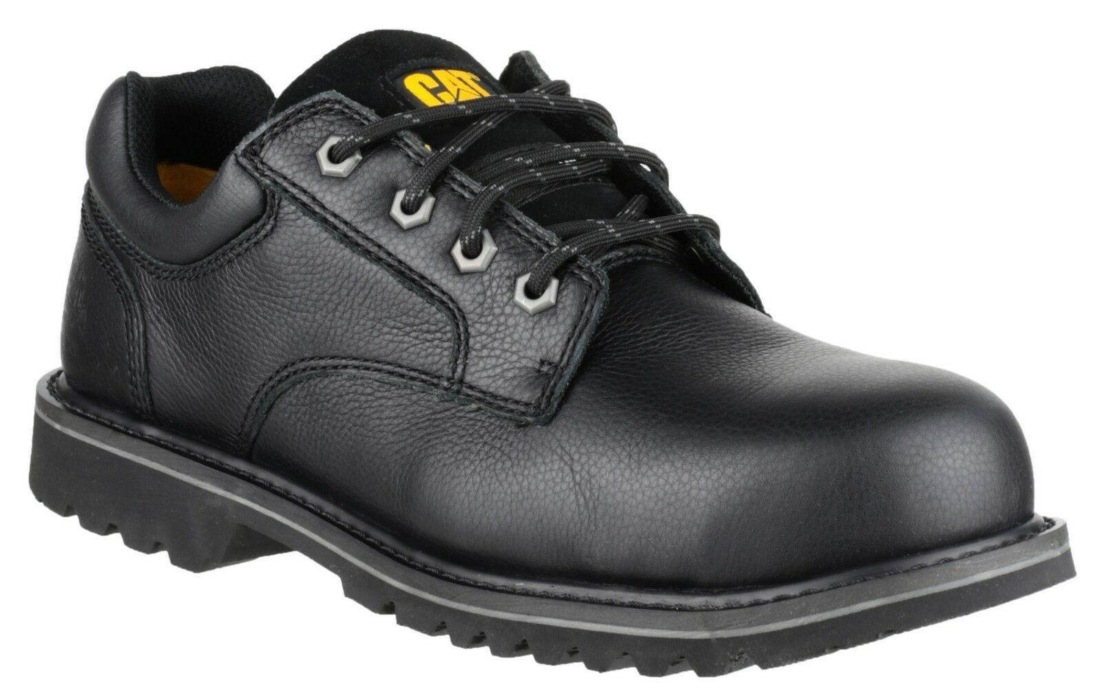 Caterpillar CAT Work Electric Lo Black Safety Work CAT Shoes 691289