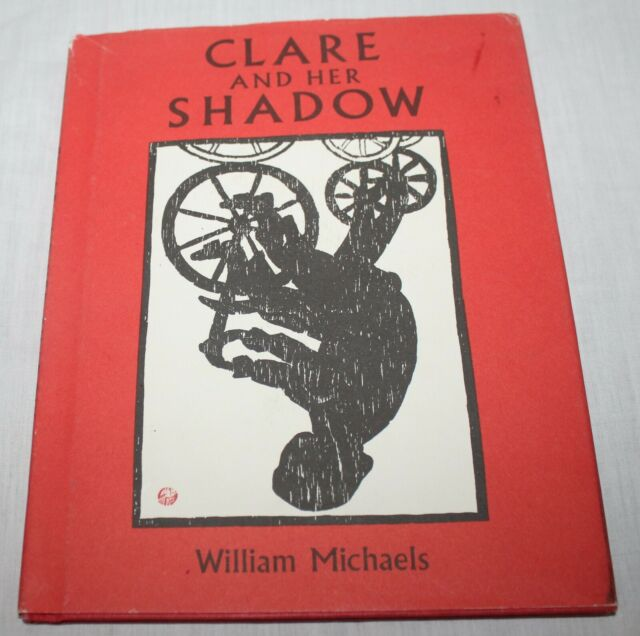 Clare and Her Shadow by William Michaels HCDJ 1991
