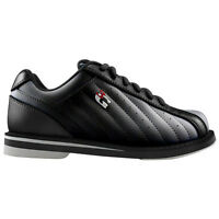 3g Kicks Men's Bowling Shoes Black 900 Global