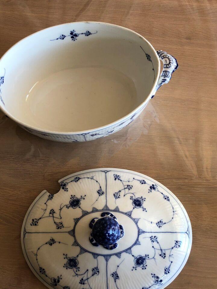 Porcelæn, Terrin, Royal Copenhagen