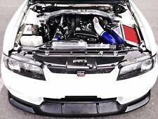Cooling Slam Panel Cover For Nissan Skyline R33 GTR GARA Style Carbon Fiber