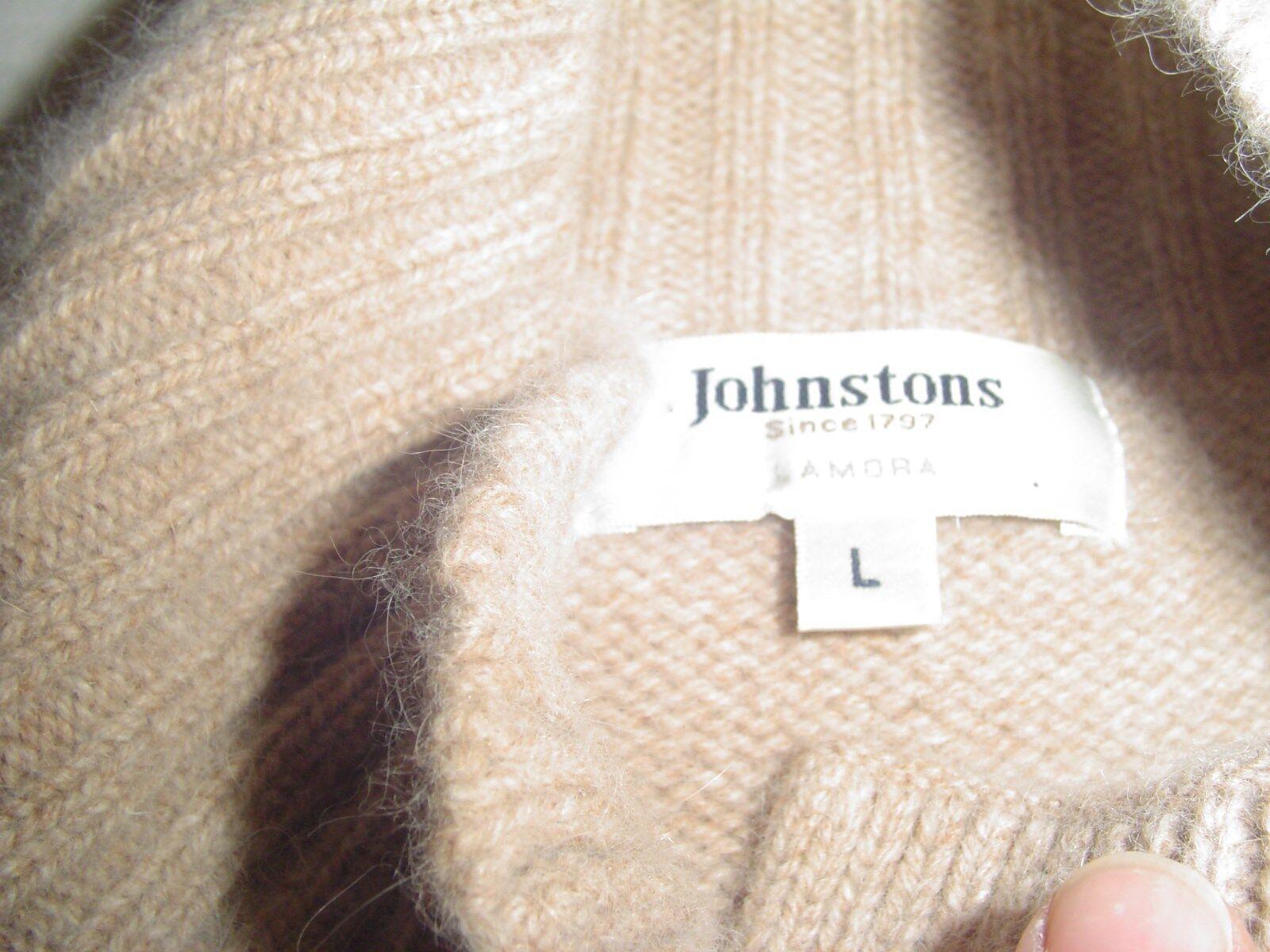 Johnstons di Elgin Lamora Cardigan L