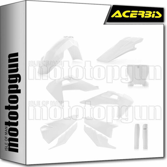 ACERBIS 0023481 KIT PLASTICO COMPLETO BLANCO HUSQVARNA FC 250 2019 19 2020 20