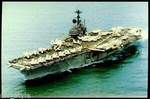 USS-Independence-CV-62-postcard-US-Navy-aircraft-carrier-cd1of4