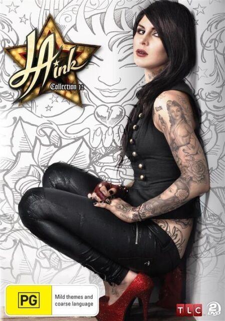 LA Ink : Collection 12 (DVD, 2012, 2 x Disc Set) L1