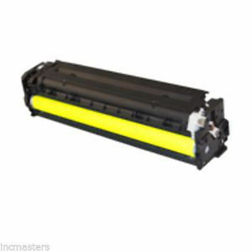 CB542A 1 Yellow Toner HP Color LaserJet CP-1210 CP1510 CP1217