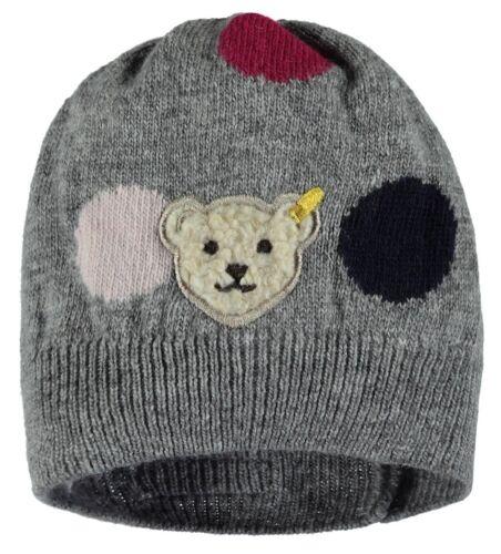 """Steiff ® chica gorro chulo /""""colourful invierno/"""" oso talla 45-55 W 2018-19 nuevo!"""