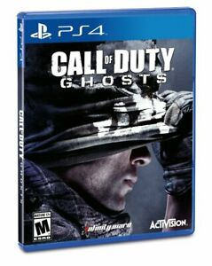 Activision Call of Duty: Ghosts (PlayStation 4) Video Game