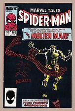 Amazing Spider-Man #28/Marvel Tales #166 NICE COPY Tuff Blk Cover 1st Molten Man