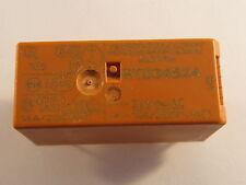 RTD34524 Schrack Power PCB Relais, 1 EIN, 24VAC, waschdicht