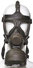 BW Schutzmaske M65Z mit Filter Atemschutzmaske Gasmaske ABC-Maske Oliv Gebraucht