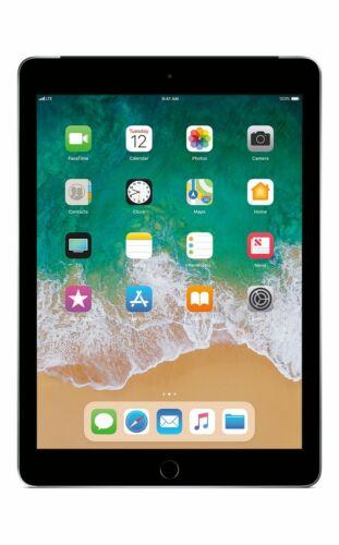 32GB Unlocked Verizon T-Mobile AT/&T Wi-Fi + 4G LTE Apple iPad 6 6th Gen A1954