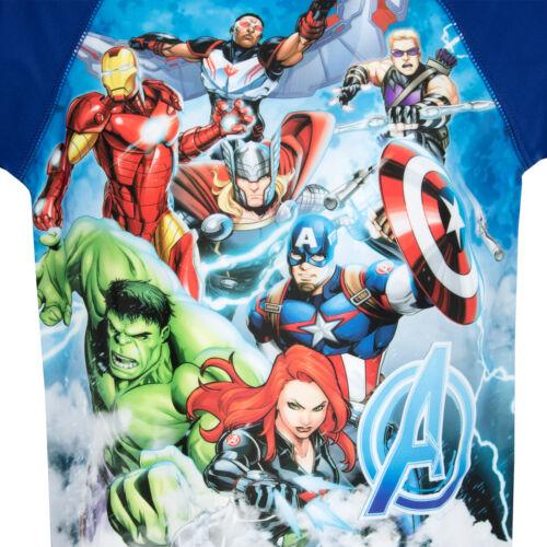 Avengers SwimsuitBoys Marvel Avengers Two Piece Swim SetAvengers Surfsuit