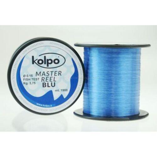Filo Da Pesca Kolpo Master Reel Blu INA