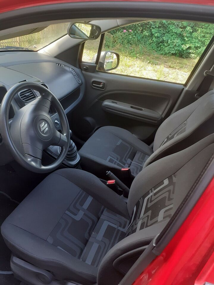 Suzuki Splash, 1,0 GL, Benzin