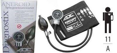 ADC Diagnostix 700 Pocket Aneroid Sphygmomanometer Blood Pressure Monitor W/Cuff