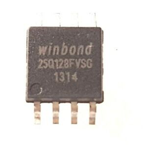 Lenovo ThinkPad T560 BIOS Chip 25Q128FVS programmed programmed LSZ-2 MB