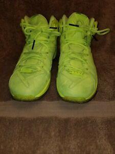 Nike-LeBron-12-EXT-Men-s-Size-10-5-Tennis-Ball-Basketball-Shoe