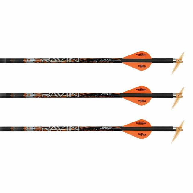 Ravin Crossbow Arrows//Bolts 400 Grain .001  6 pk