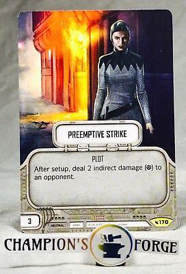 Star Wars Destiny Legacies #170 Preemptive Strike