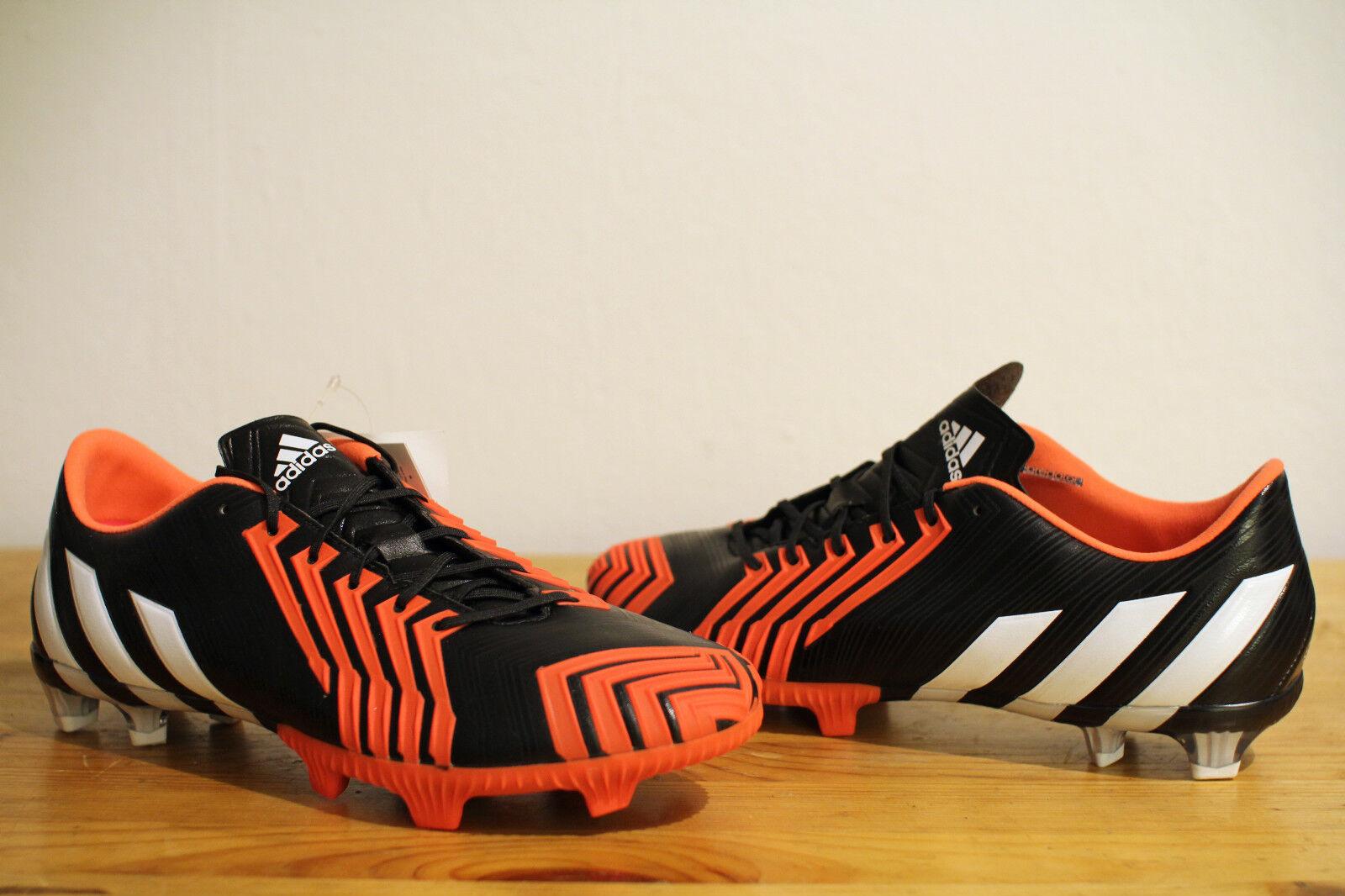 Adidas Predator Instinct FG black red Gr. 40,41,42 NEU & OVP