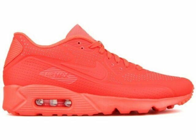 Size 10 - Nike Air Max 90 Ultra Breathe Total Crimson