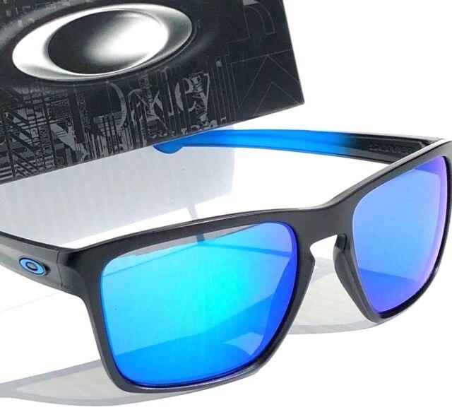 5f47e396dd82 Oakley 009341-1357 Sliver XL Sunglasses -sapphire Fade Prizm Polarized