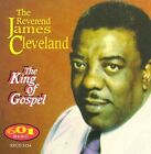 The King of Gospel by James Cleveland (CD, Oct-1997, 601 Music (Malaco))