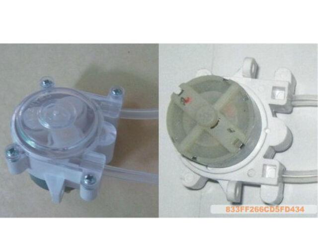 Peristaltic dosing Head 6V DC Dosing pump For Aquarium Lab Analytical water DIY