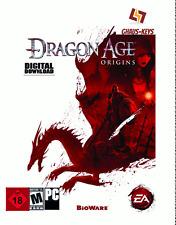 Dragon Age Origins STEAM Key Pc Game Download Code Spiel Global [Blitzversand]