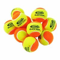 Gamma Quick Kids Tennis Balls - For 60 Foot Court (12 Pack) , New, Free Shipping on sale