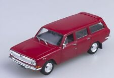 Legendary cars of the USSR. Volga GAZ-24-02. DeAgostini diecast model scale 1/43