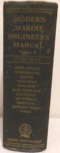 Libro-manuale-nautica-Modern-Marine-Engineer-s-Manual-volume-II