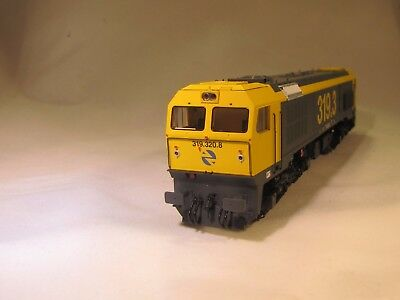 Roco 43834 H0 Spanische Diesellok D319.320-8 RENFE mit DSS Neu OVP