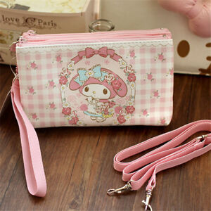 HOT-My-Melody-40th-Anniversary-Bag-Lolita-Anime-Casual-Shoulder-Bag-Holiday-Gift