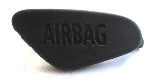 Genuine MINI N//S Passenger Black Airbag Cover Cap A-Pillar R55 R56 LCI 2751795