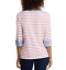 Nautica-Women-Ladies-039-Cuff-Sleeve-Top-VARIETY-SIZES-amp-COLORS thumbnail 27