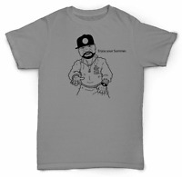 Ghostface Killah T Shirt Action Diss Bronson Hip Hop Wu Tang Summer